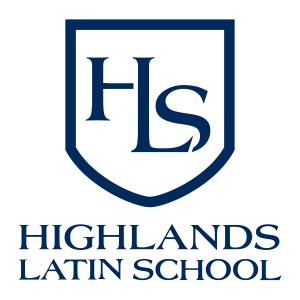 Highlands Latin School Crest Logo