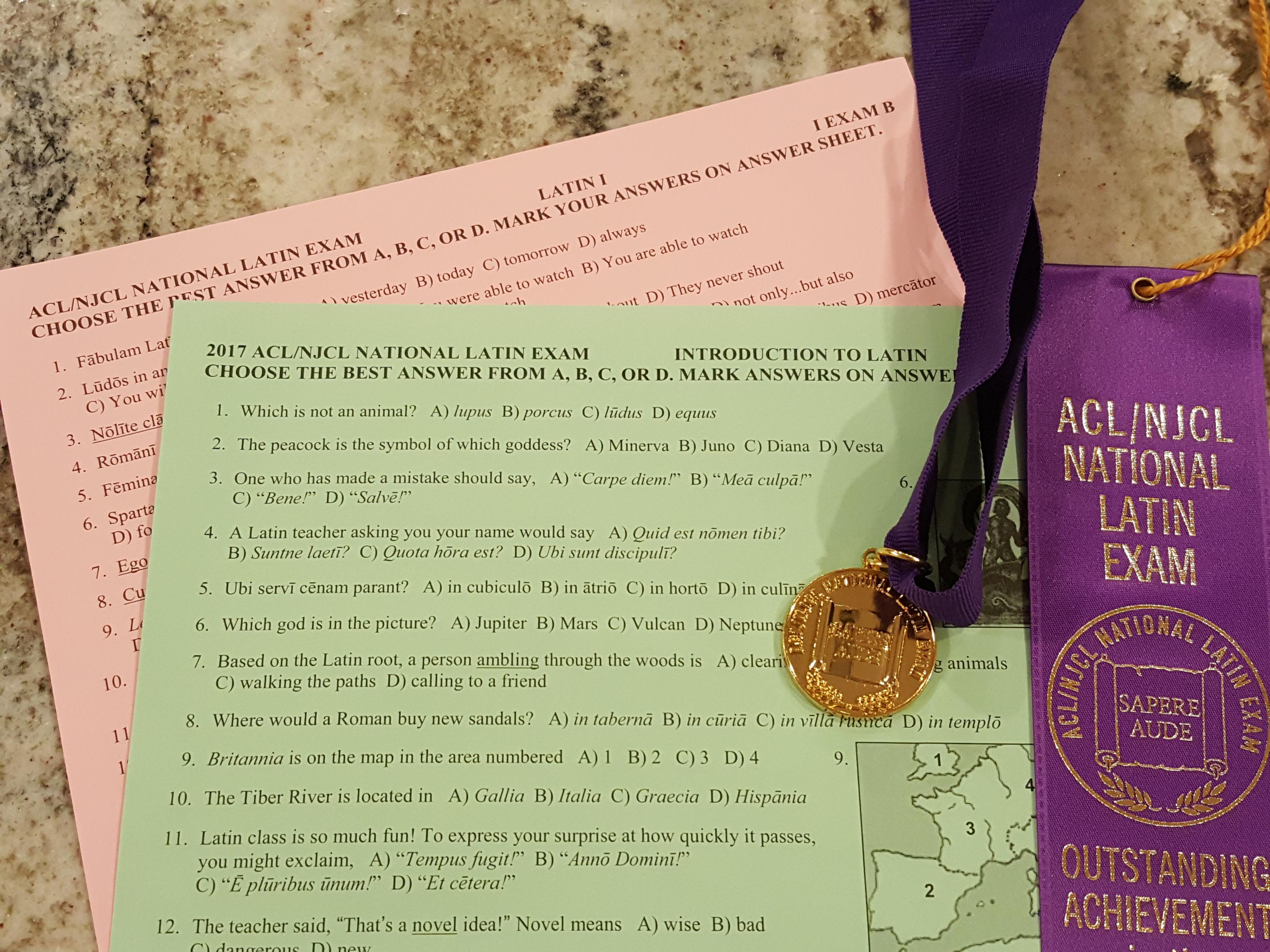 NLE Photos Exam and Awards